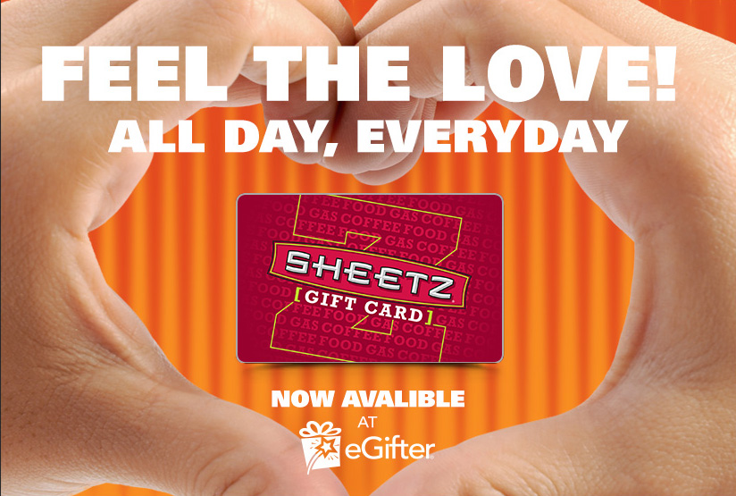 Sheetz Gift Cards